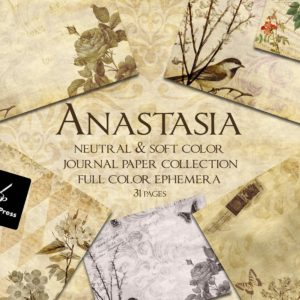 Anastasia Journal Paper Collection