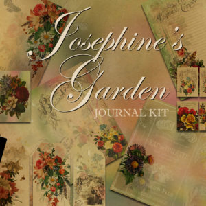 Josephine's Garden Journal Kit