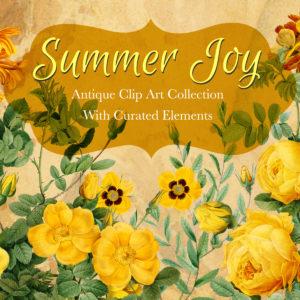 Summer Joy Floral Design Collection