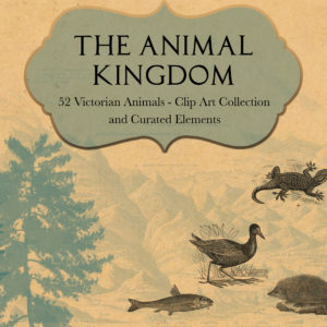 The Animal Kingdom Victorian Era Collection