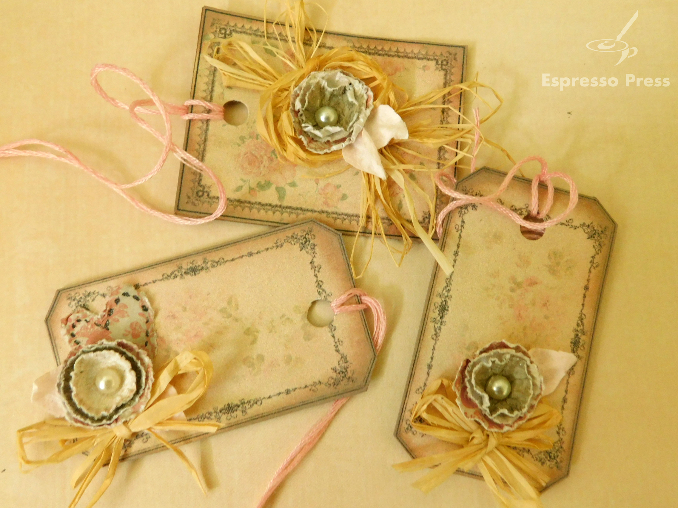 You are currently viewing Handmade Gift Tags
