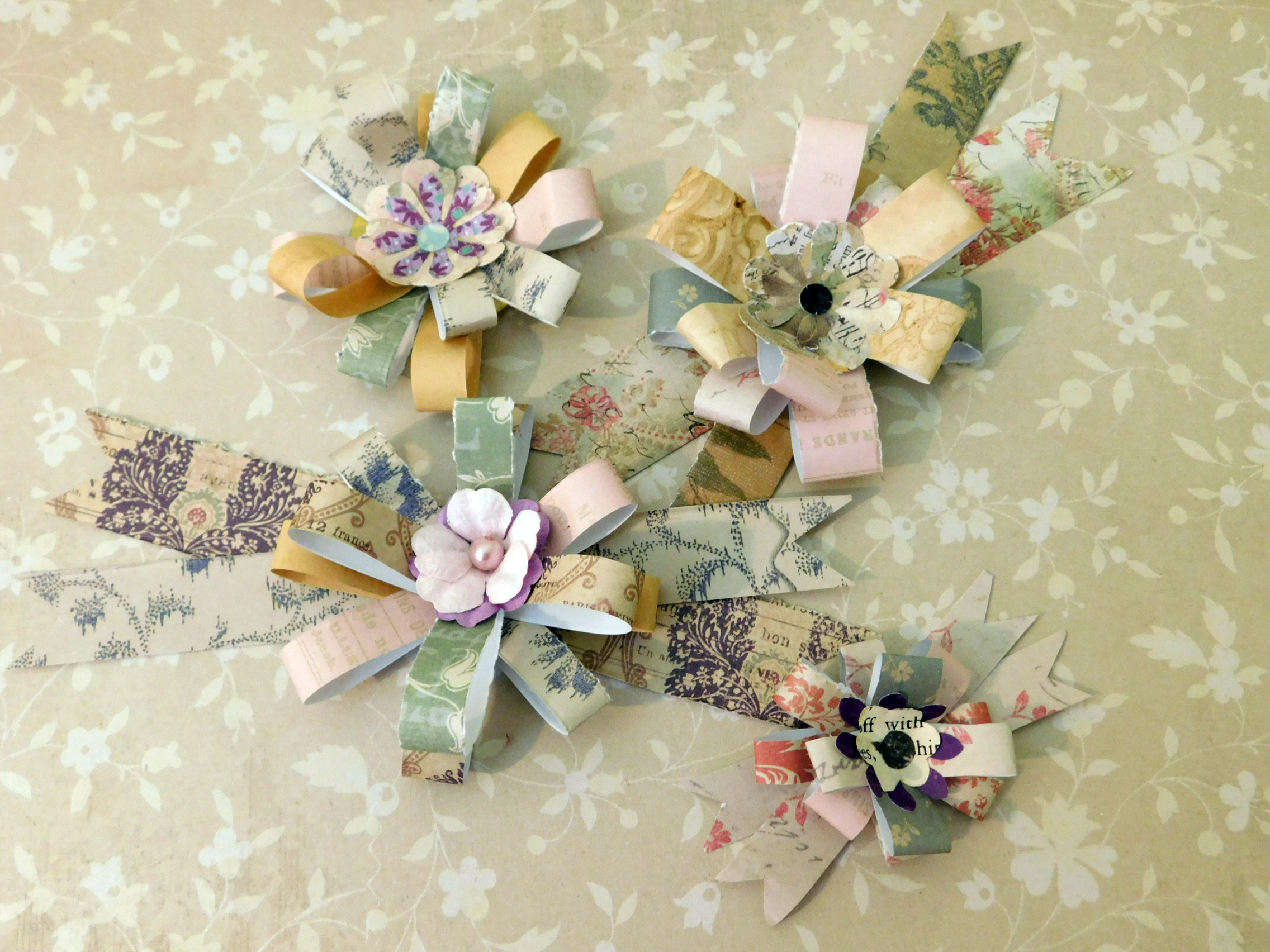 Read more about the article Paper Bows