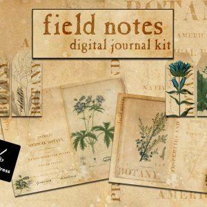 FieldNotesDigitalJournalCoverEtsy