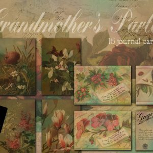 GrandmothersParlorJournalCardCoverEtsy