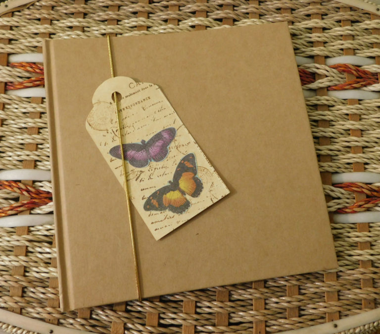 Homemade – Paper Craft Tags That Add That Special Touch